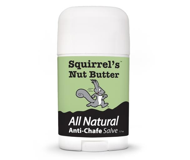 (Squirrel's nut butter)