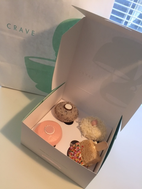 Crave Cupcakes Uptown Park, 1151 Uptown Park Blvd #6, Houston, TX