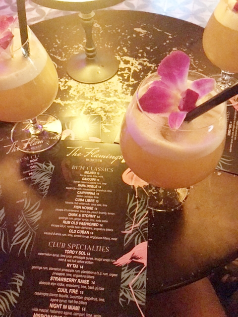 The Flamingo Rum Club 601 N. Wells St, Chicago, IL