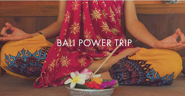 LAST MINUTE TRIP DEAL!🌏✈️🏝️ Big changes happening behind the scenes of The Power Trippers and we are offering a VERY limited number of spots to our focus group trip in BALI May 21-26! Bonus...The NEW price! check this out. $975! SERIOUSLY! ❤️🌴 #dustoffyourpassports . . . We have put our heart and soul into a whole new curriculum and trip design that will be applied to a new business venture and we want YOUR feedback. If Healthy travel, fitness, nutrition, and uncontrollable laughter and giggles are your thing, #LETSGO check it out! Tag a Friend you think would love a Holiday! 😎