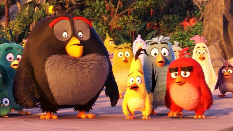 Movie Night - Angry Birds - Friday, November 3