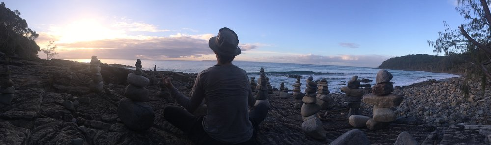 Noosa Heads, Zen Stacks