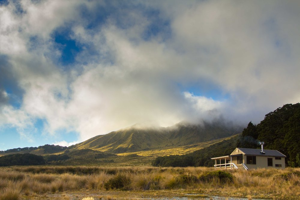Green Lake Hut Lake Monowai Fiordland NAtional Park New Zealand (3 of 9).jpg