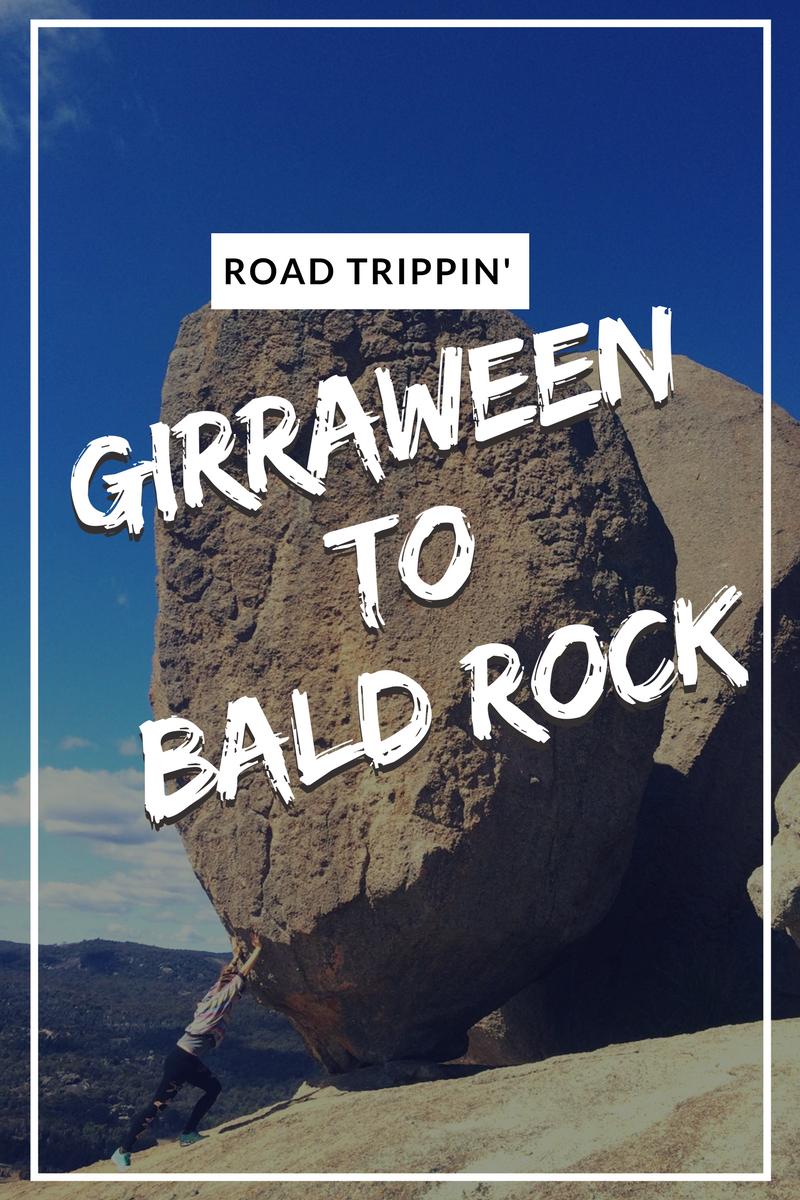 Kangaroos, Balancing Rock, Hikes, and Vistas