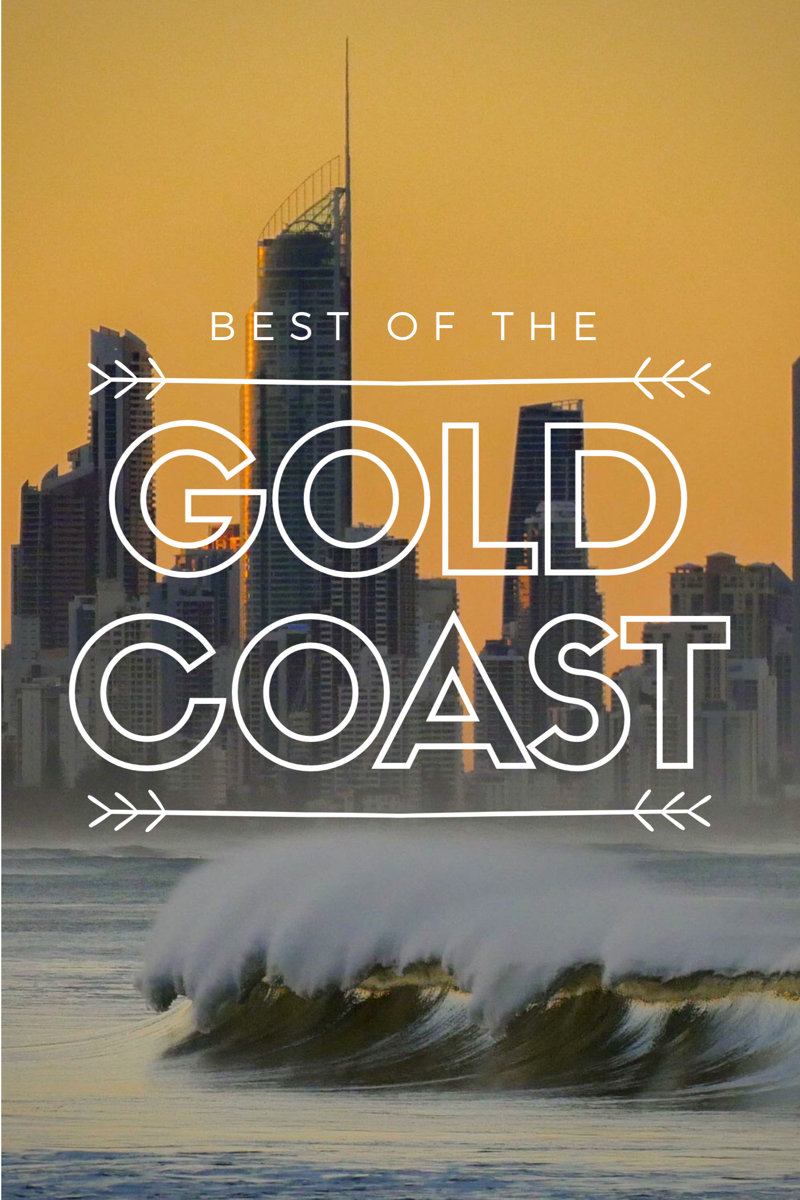 Our Favorites of the Gold Coast. Food, Surf Spots, Dancing, etc.