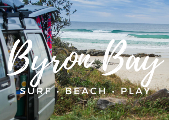 Byron Bay, our home away from home. Best laid back beach town around.