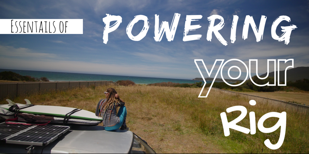 Power your home on the road! Solar, Aux batteries, fridge/freezers, and more...