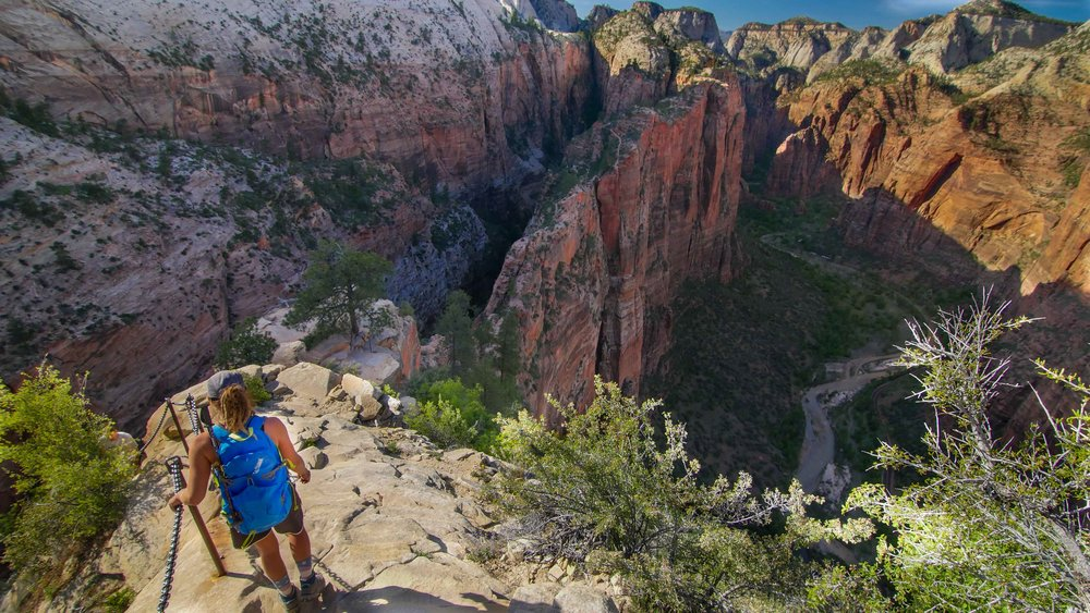 Zion National Park Utah Camping SOuth Campground (12 of 13).jpg