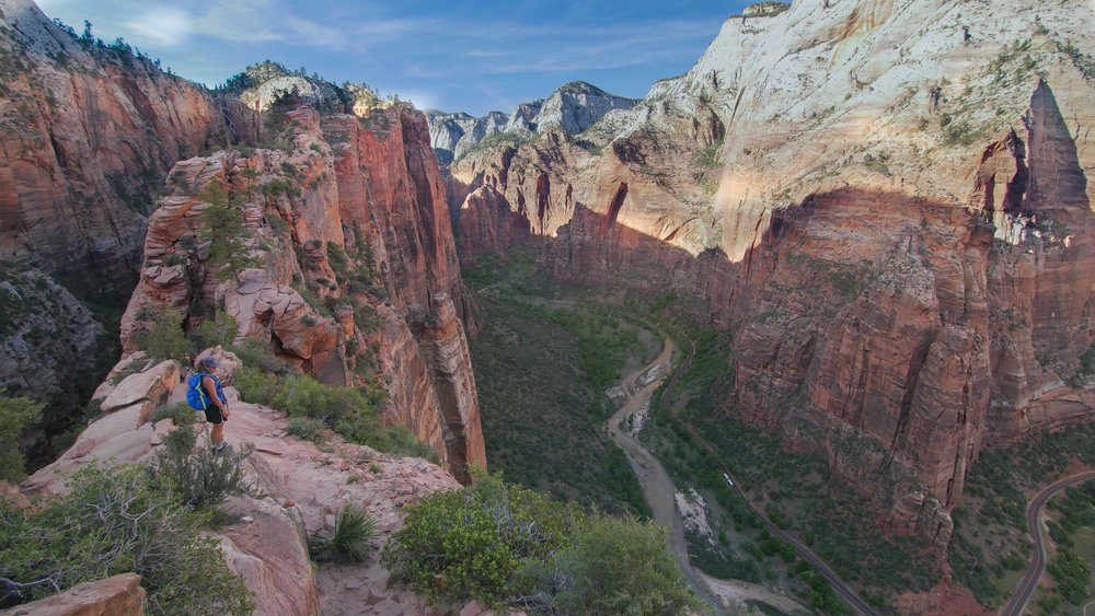 Zion National Park Utah Camping SOuth Campground (13 of 13).jpg
