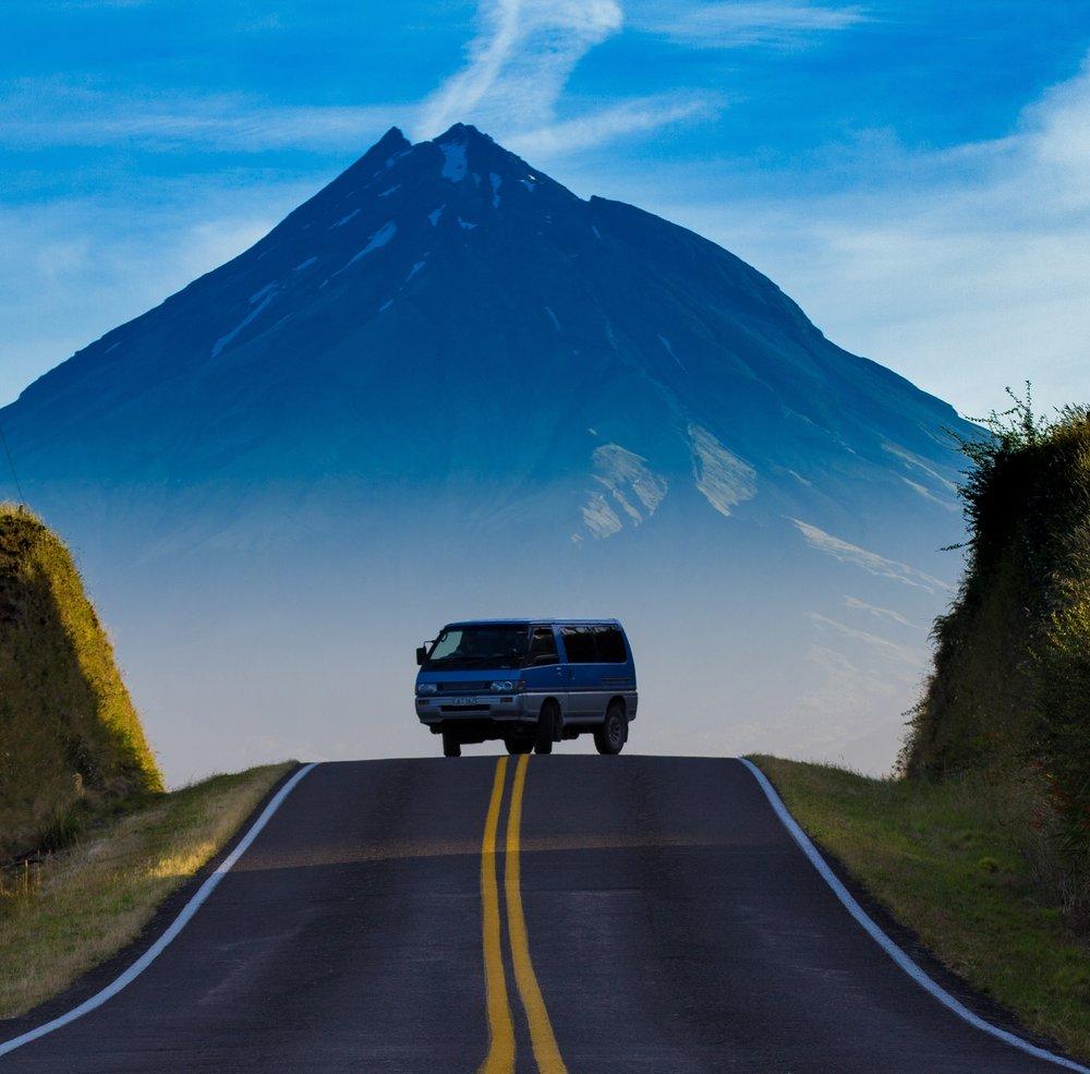 Mitsubishi Delica 4x4 Campervan