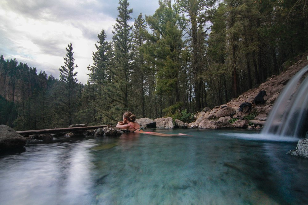 San Antonio Hot Springs Jemez