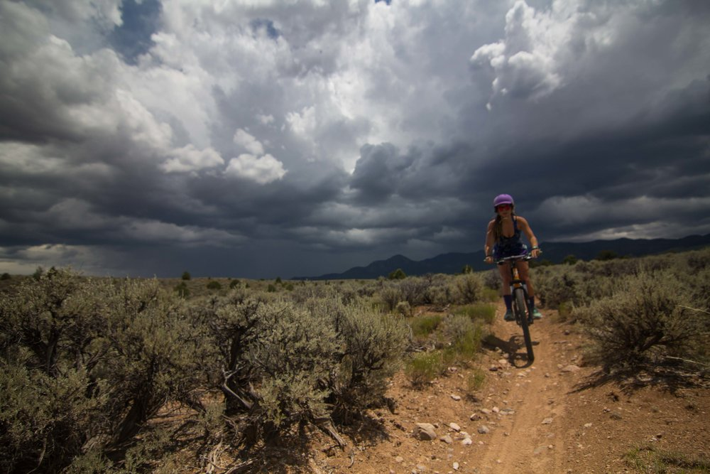Horse Thief Mesa Mountain Bike Loop
