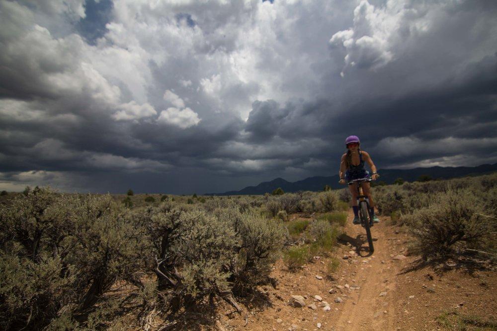 Horse Thief Mesa Mountain Bike Loop