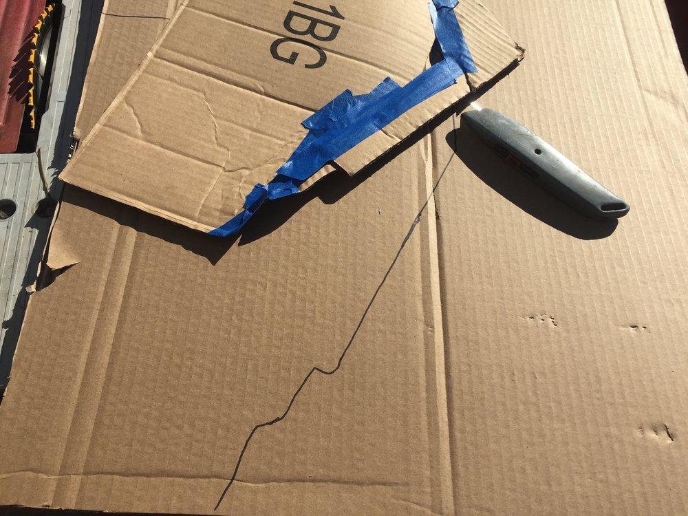 Cardboard Stencils.JPG