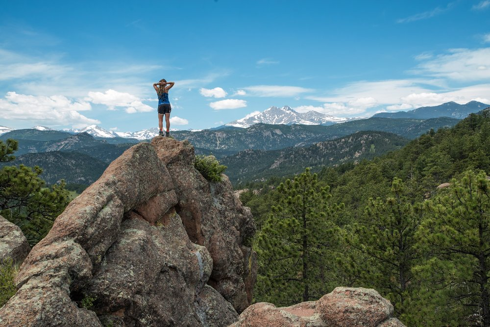 Rocky Mountain National Park, Boulder