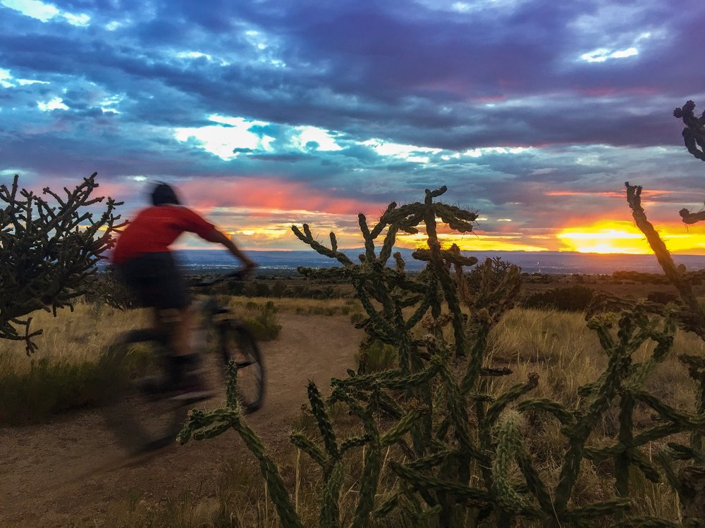Albuquerque Mountain Biking