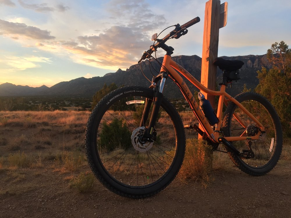 Albuquerque Mountain Biking
