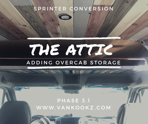 Adding Overcab Storage - Phase 3.1 - WriteThis is what we call the