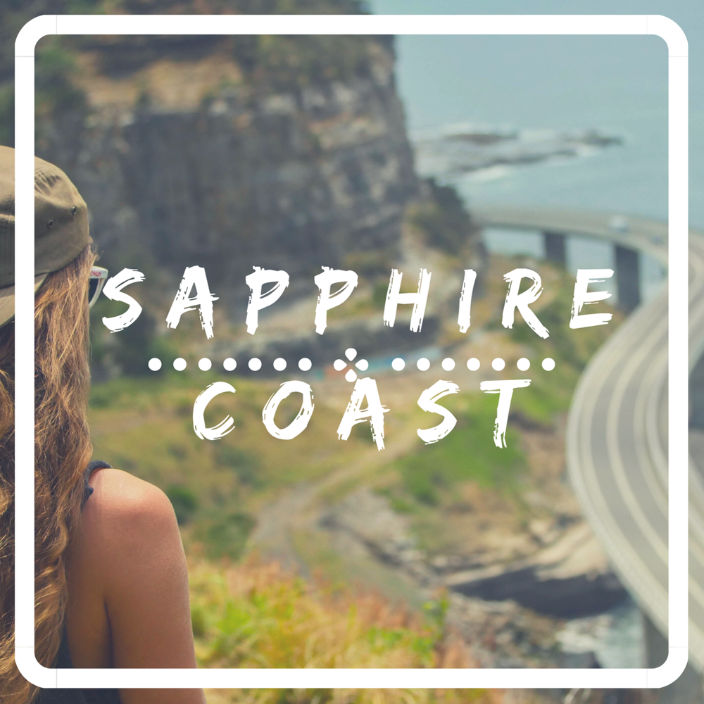 Sapphire Coast - Perfect Coastal Road trip spanning from Sea Cliff Bridge down thru Narooma. We also find the Camel Rock and Horse Head Rock base location. Must check out area for empty beaches with crystal blue water!