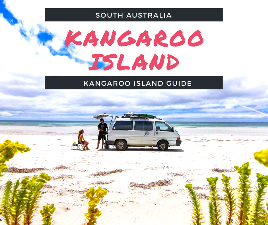 Kangaroo Island - This tiny little island really packs a punch. Crazy rock formations, to mini deserts, to little mountains, and crazy white sand beaches and everything in between. Read more about our time there.