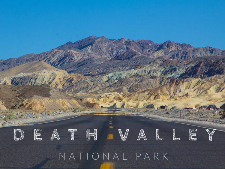 SW Tour: Death Valley - We came here in early spring and it was still ridiculously hot. Hence why most people treat this park like a drive through National Park. Check out what we have to say about it in our Southwest Tour Road Trip.