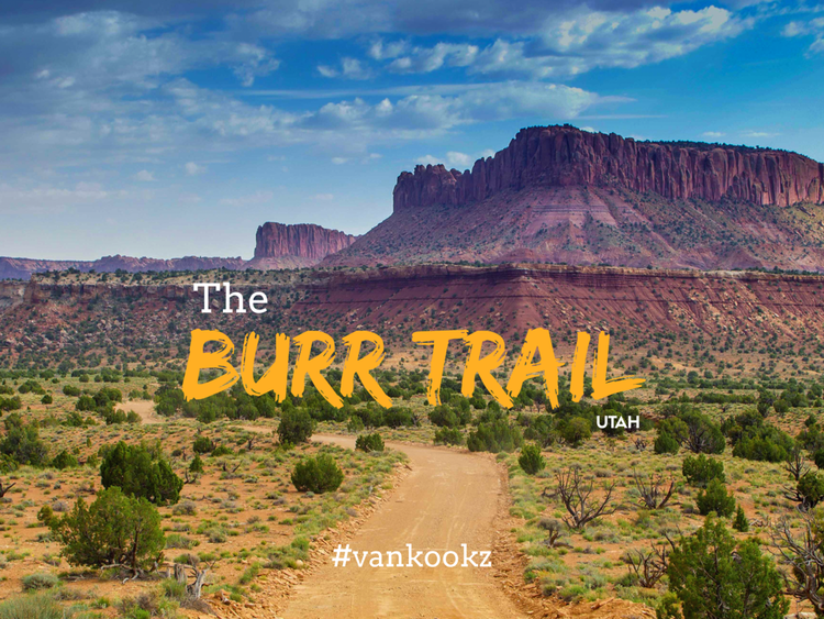 The Burr Trail  - Buckle up, stock up, and fill up for an off the beaten path in Southern Utah.  You can drive for miles down this trail and not see a single person. So come prepared with plenty of radical self reliance off grid living.