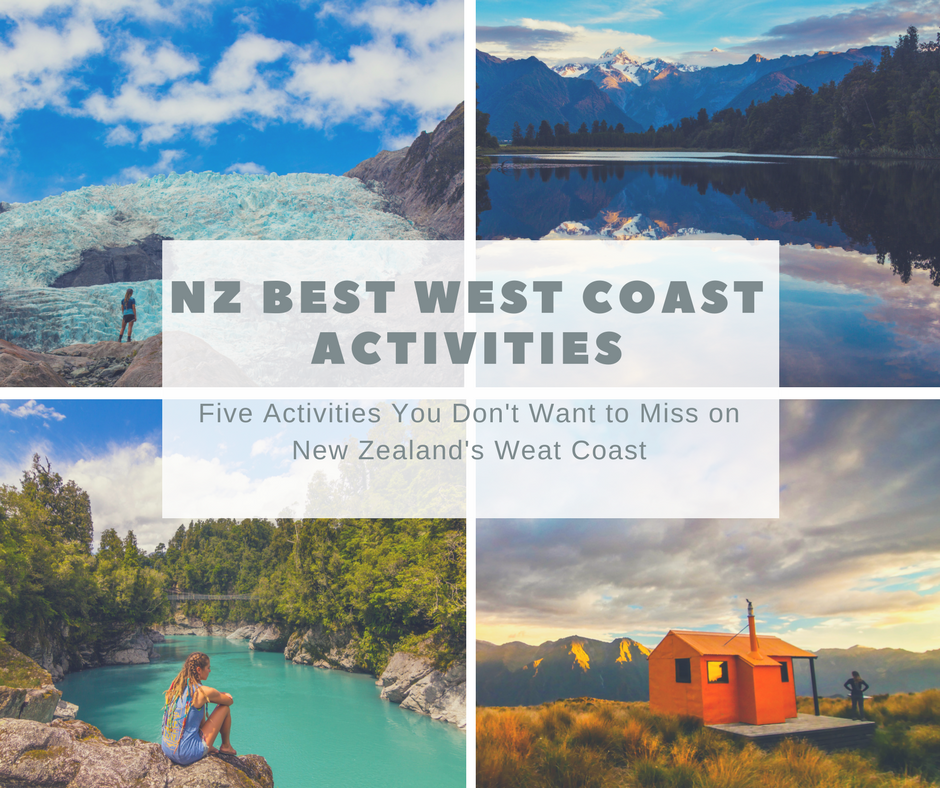 NZ: Best of the West - New Zealand's West Coast isn't a primary tourist attraction for most travelers, unless your opening up your wallet for expensive heli-rides to the glaciers. If heli-rides aren't in your budget. Don't worry, we got a line up of our favorite 5  West Coast activites.