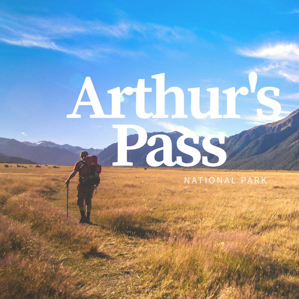 Arthur's Pass - There is literally so much to do in this area. Arthur's Pass is just 175 kilometers out of Christchurch. This park consist of tons of trails ranging from five day tracks to 30 minute nature walks and is a must do on any South Island NZ itinerary. Check out our favorites!