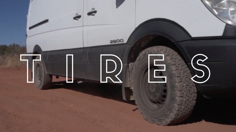 off road sprinter tires