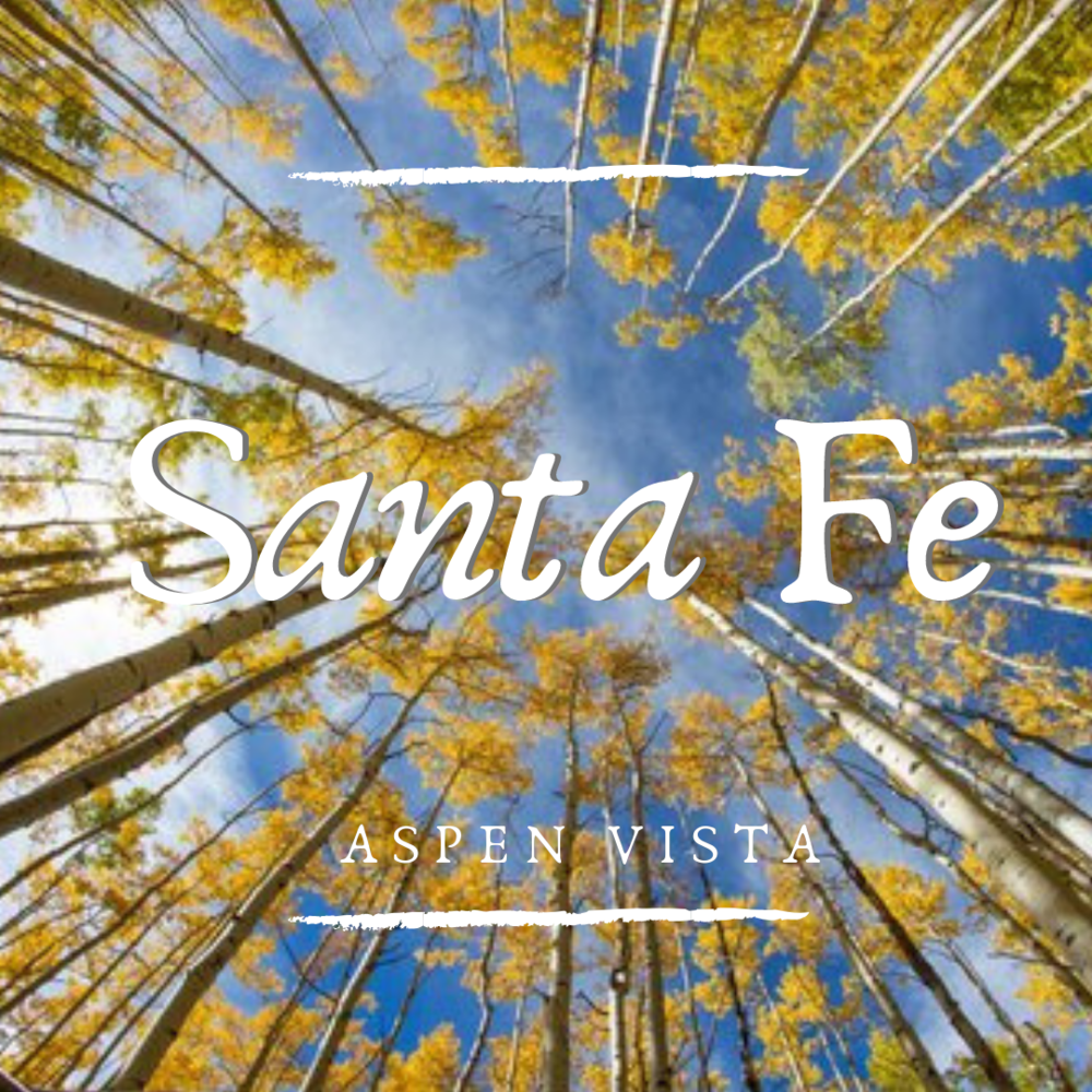 Santa Fe's Aspen Vista - If you are able to be in Santa Fe in the autumn then you are in for a treat. The Santa Fe National Forest has one of the largest Aspen Tree arrays in the Southwest. Check out our video from one of our many visits there.