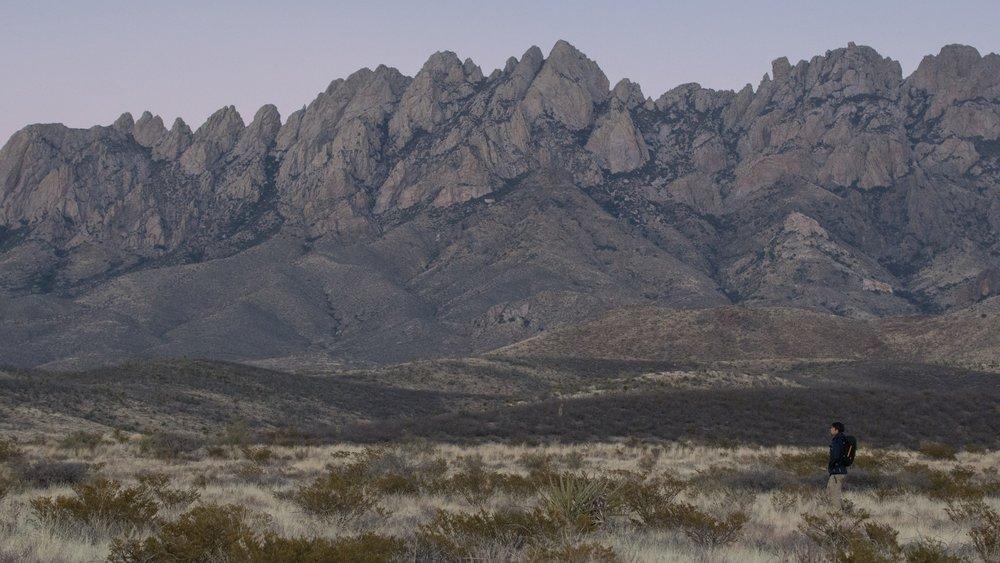 Organ Mountains Las Cruces