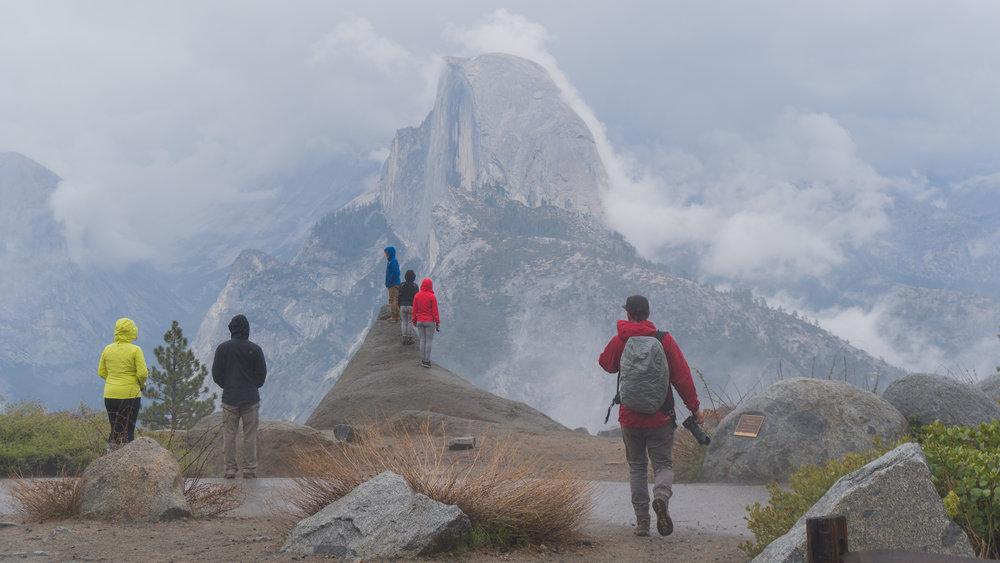 Yosemite Valley Family Hikes