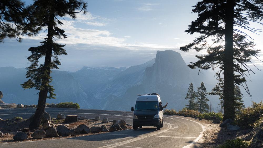 Glacier Point Yosemite