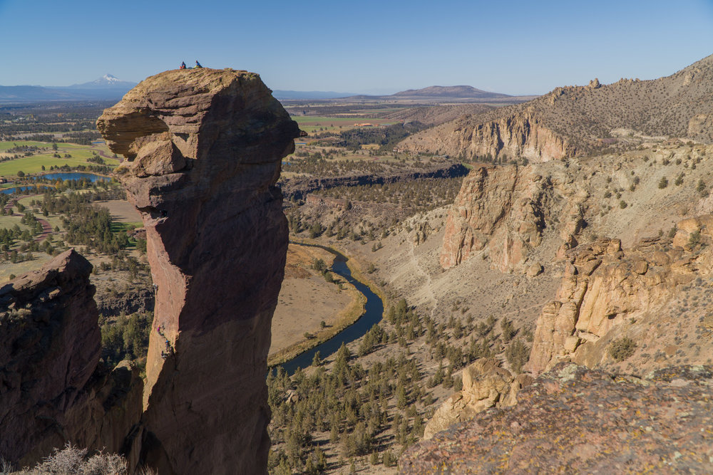 Monkey Face and Central Oregon