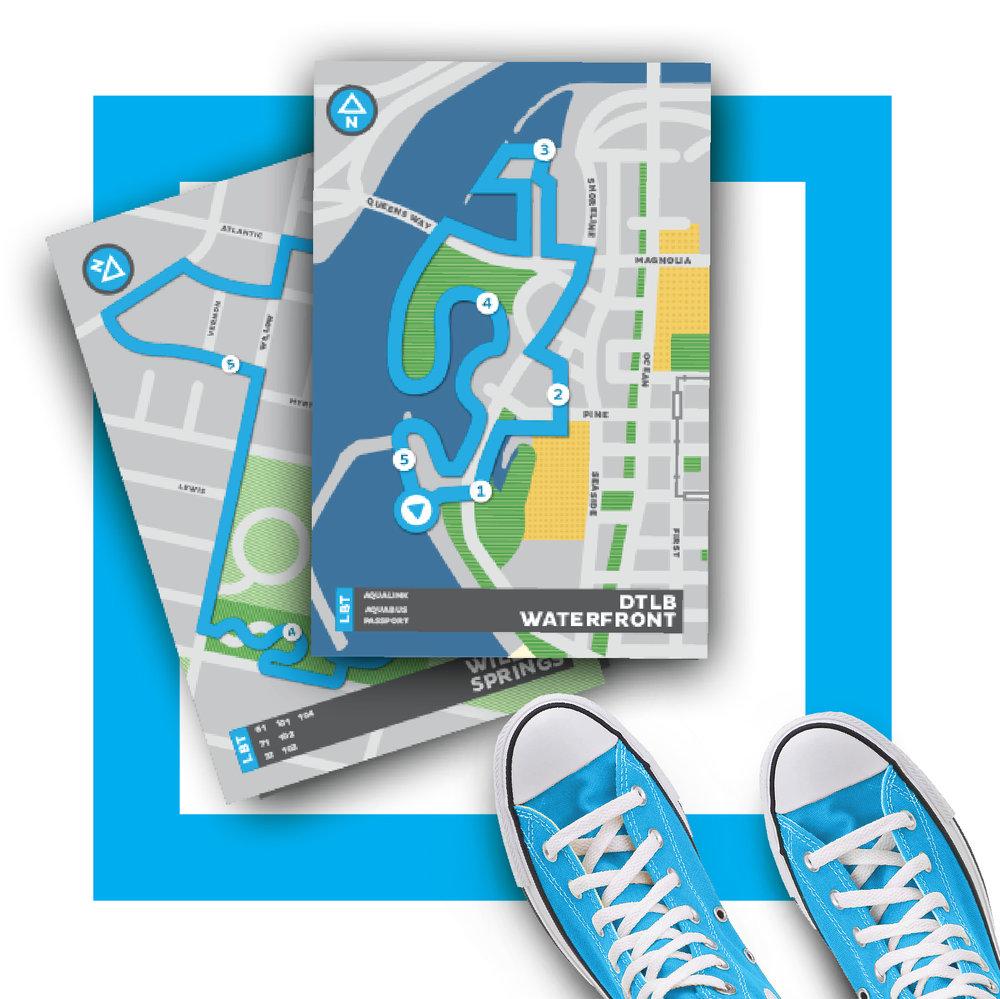 Walking Loop Cards Program