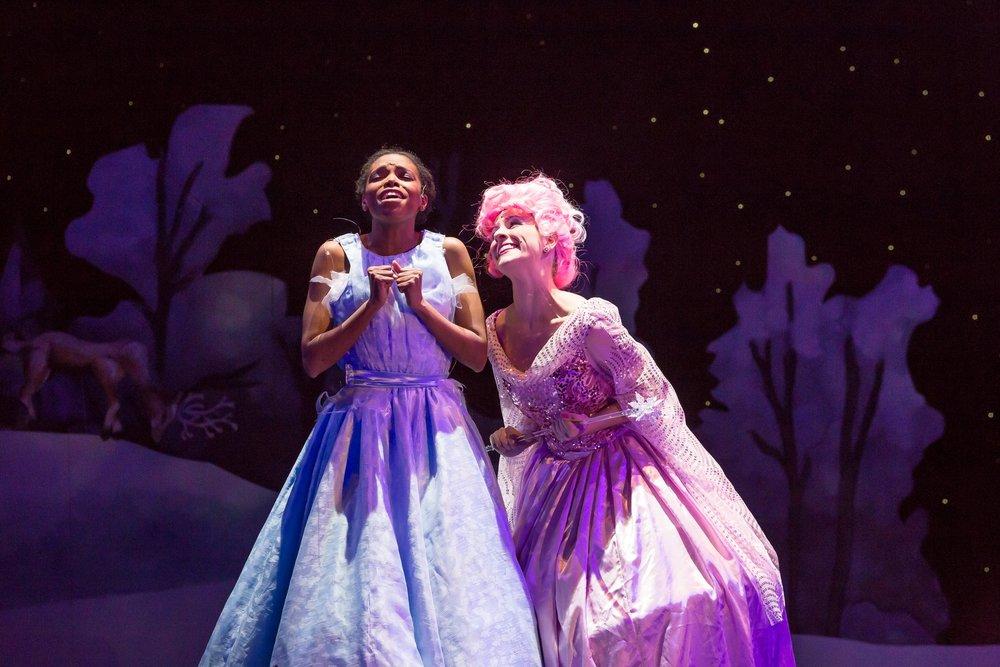 """Cinderella in """"Cinderella"""""""
