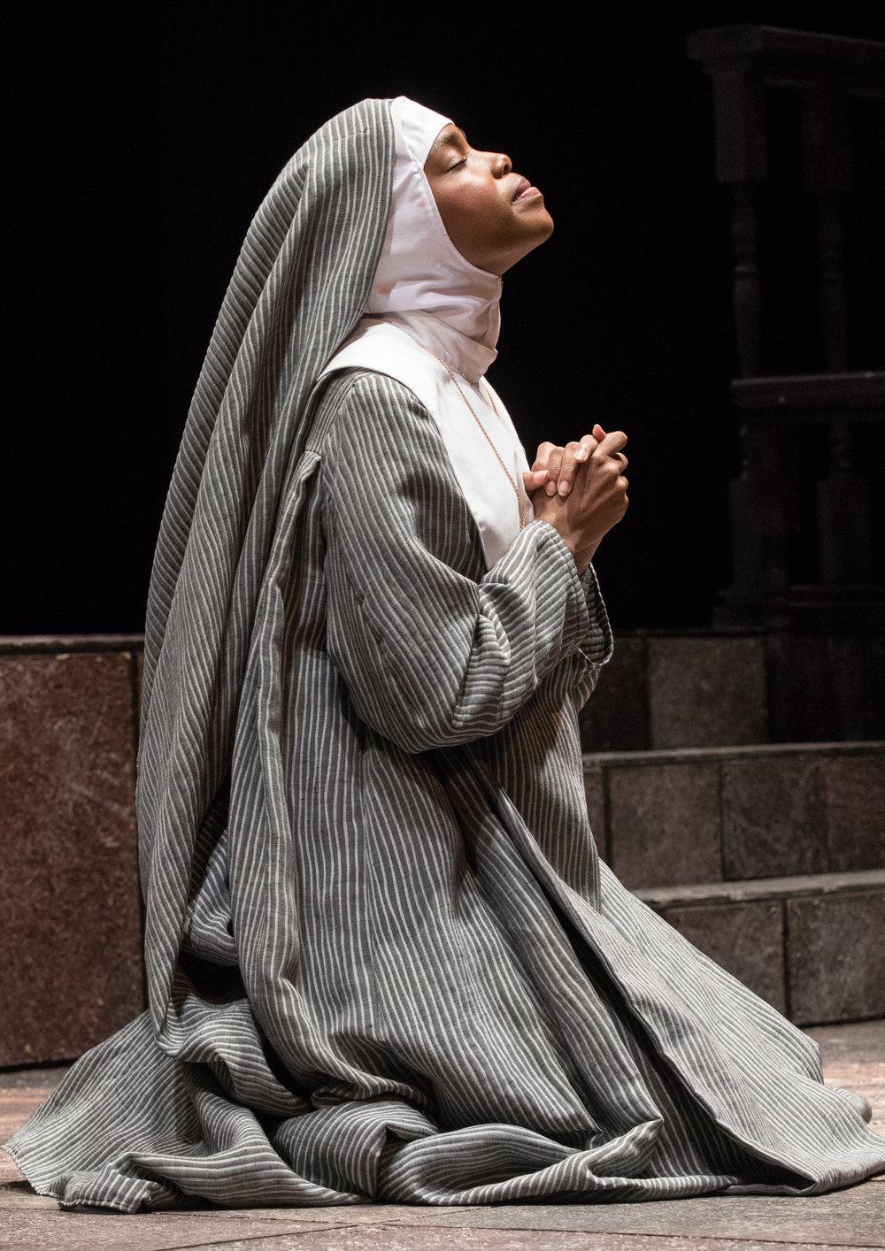 """Louise Marie Therese in """"Las Meninas"""""""