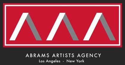Max Grossman Abrams Artists Agency 275 Seventh Avenue 26th Floor New York, NY 10001 (P) 646-461-9372 (F) 646-486-2358 (E)mgrossman@abramsartny.com