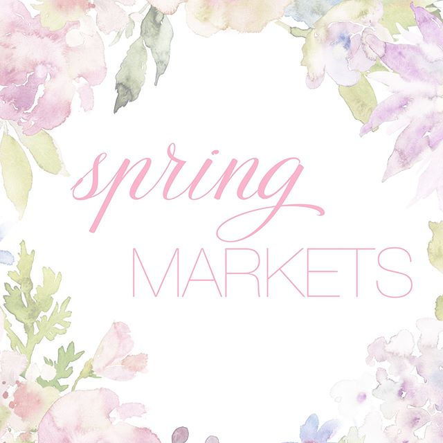 Spring market season kicks off this week!  Here's where you can find me in the next couple of months: 🌷Handpicked Vintage Market - March 23-24 🌼Make It! Calgary - April 4-6 🌸Make It! Vancouver - April 20-22 🌷Fall for Local - April 28-29 🌼Whonnock Elementary Handmade Market - May 5 🌸West Vancouver Jewellery Market - May 12