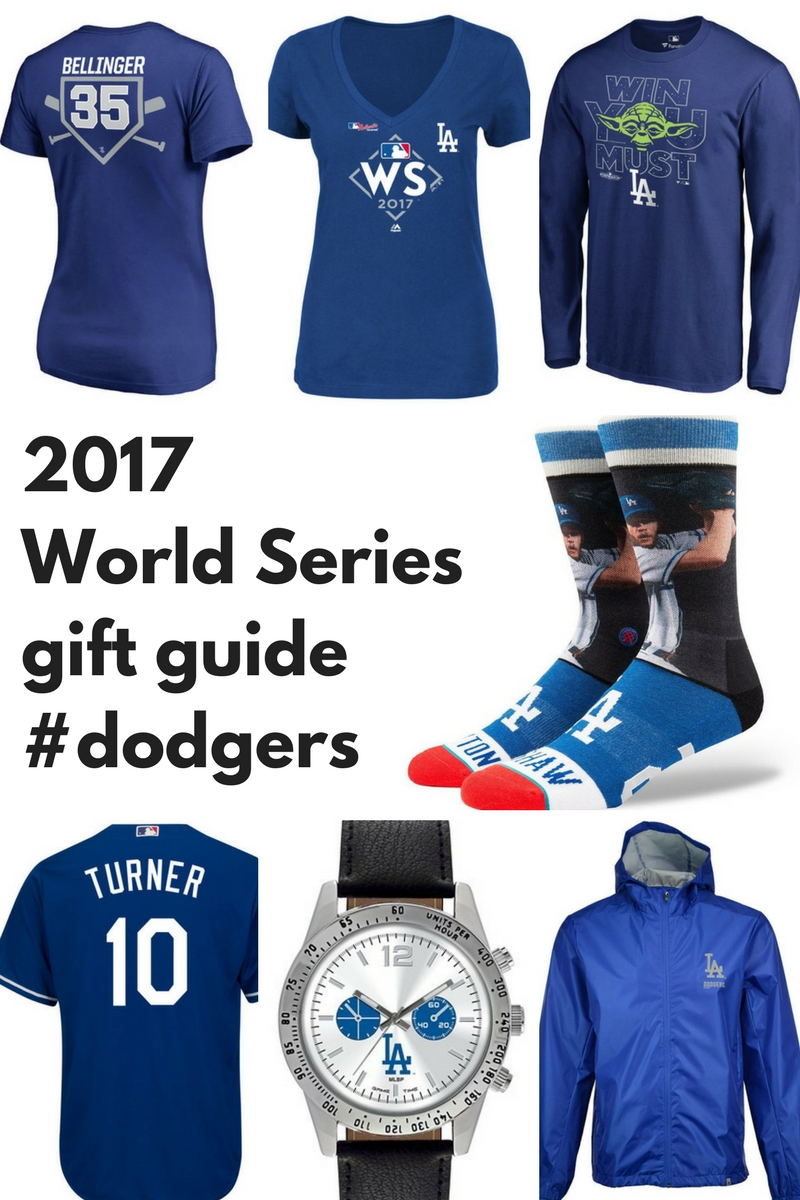 Dodger Blue Gift Guide