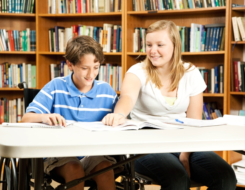 10 Best Summer Jobs for Teens-tutoring