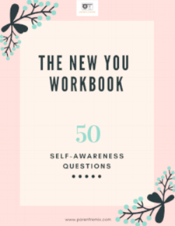 Parent Remix The New You Workbook
