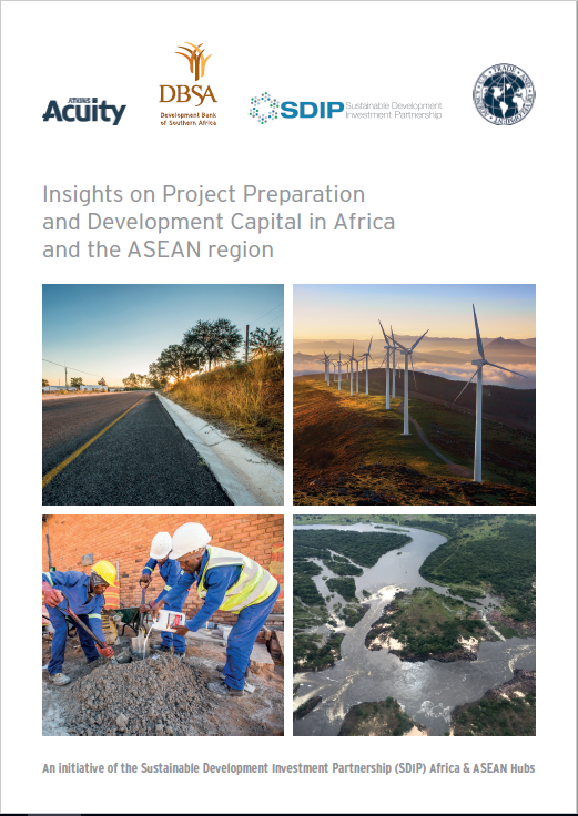 Insights  on project preparation and Development Capital in africa and the asean region