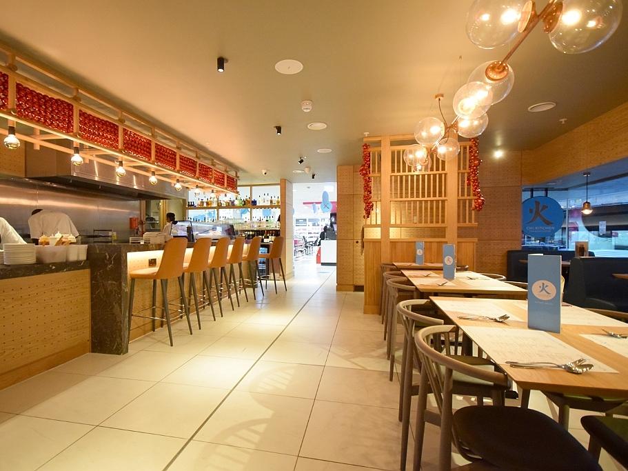 Pan Chai, Oxford Street, London