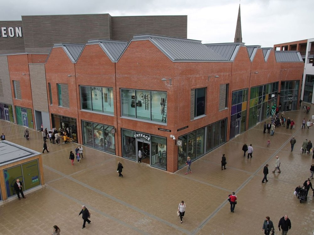 Old Market Shopping Centre, Hereford