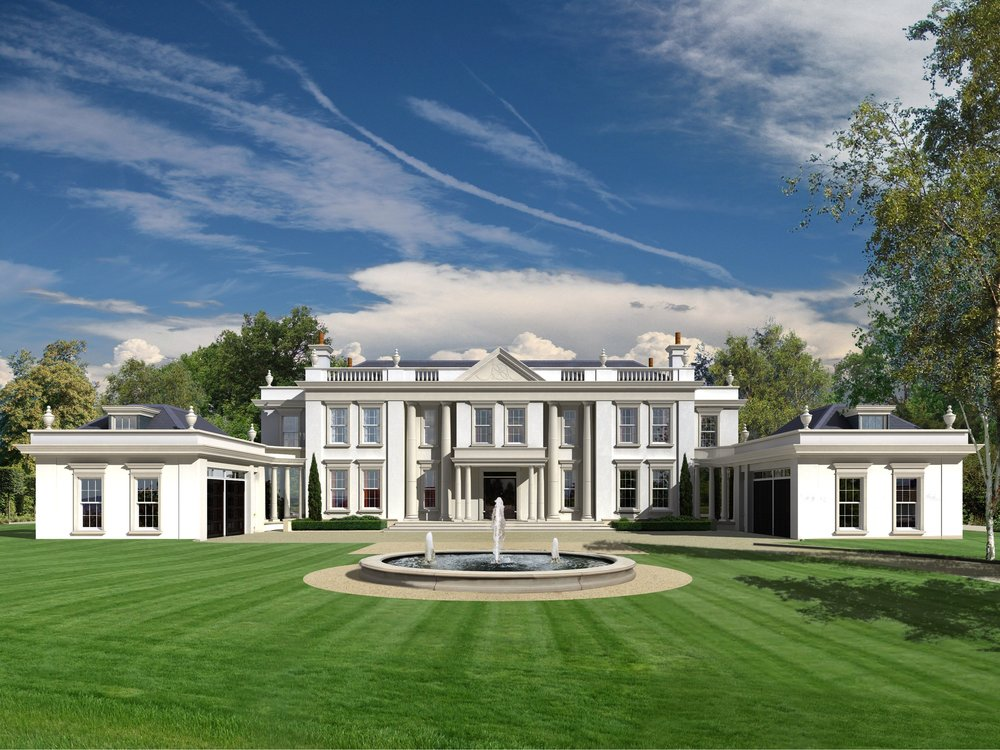 Millwood House, South of England