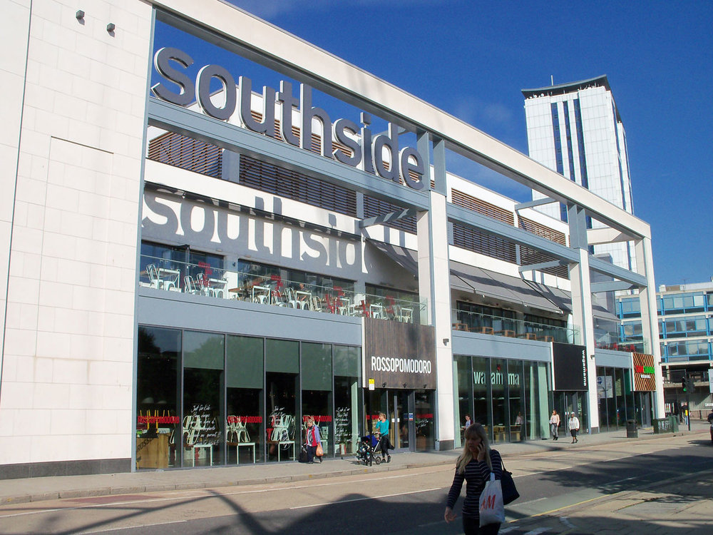 Southside Shopping Centre, Wandsworth
