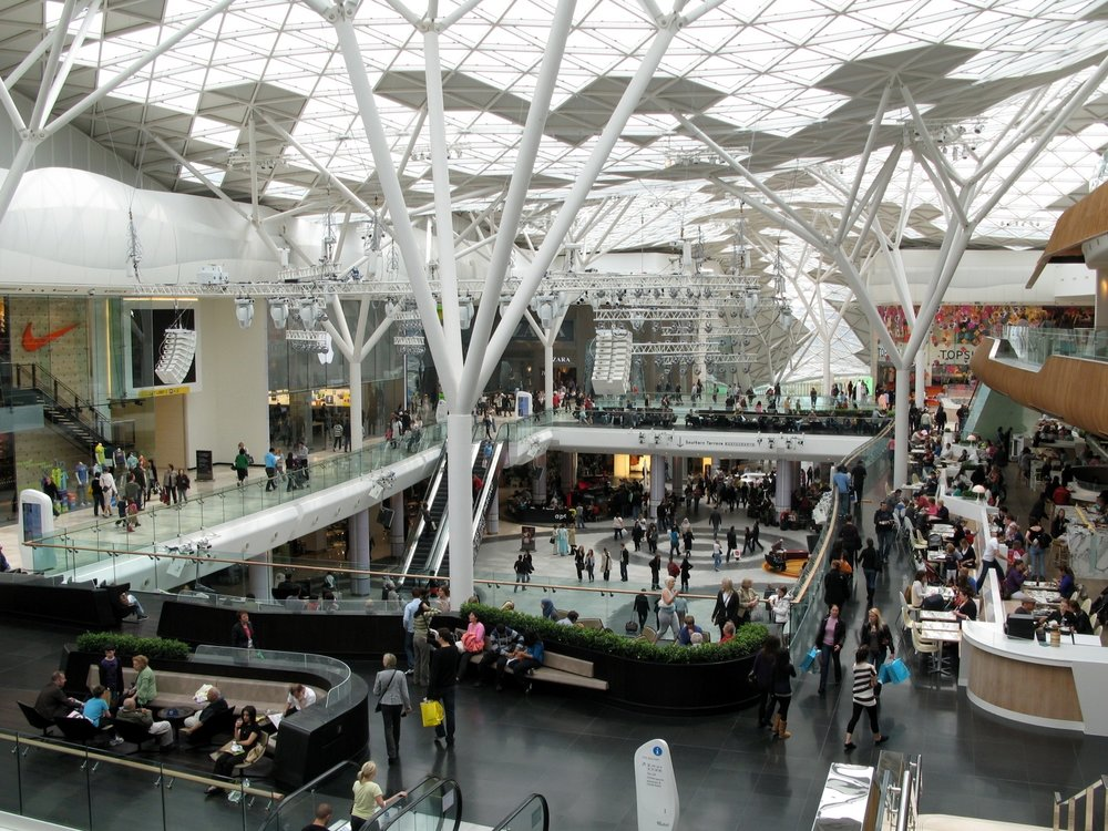 Westfield London, White City, London