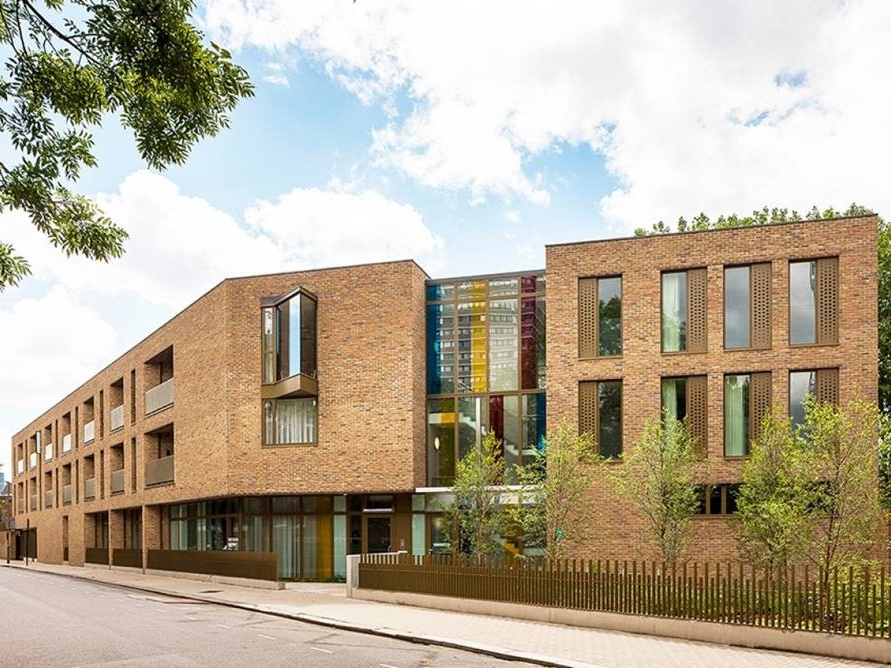 Salesian House, Battersea - BREEAM Multi-Residential Very Good