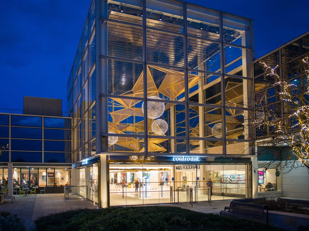 The Centre:MK Shopping Centre, Milton Keynes